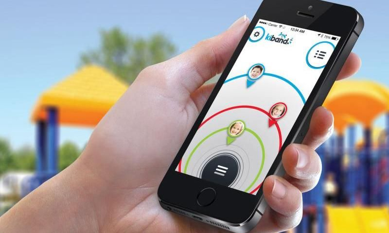 Don't be a 'leash parent': virtually tether your kid to your phone with a wristband