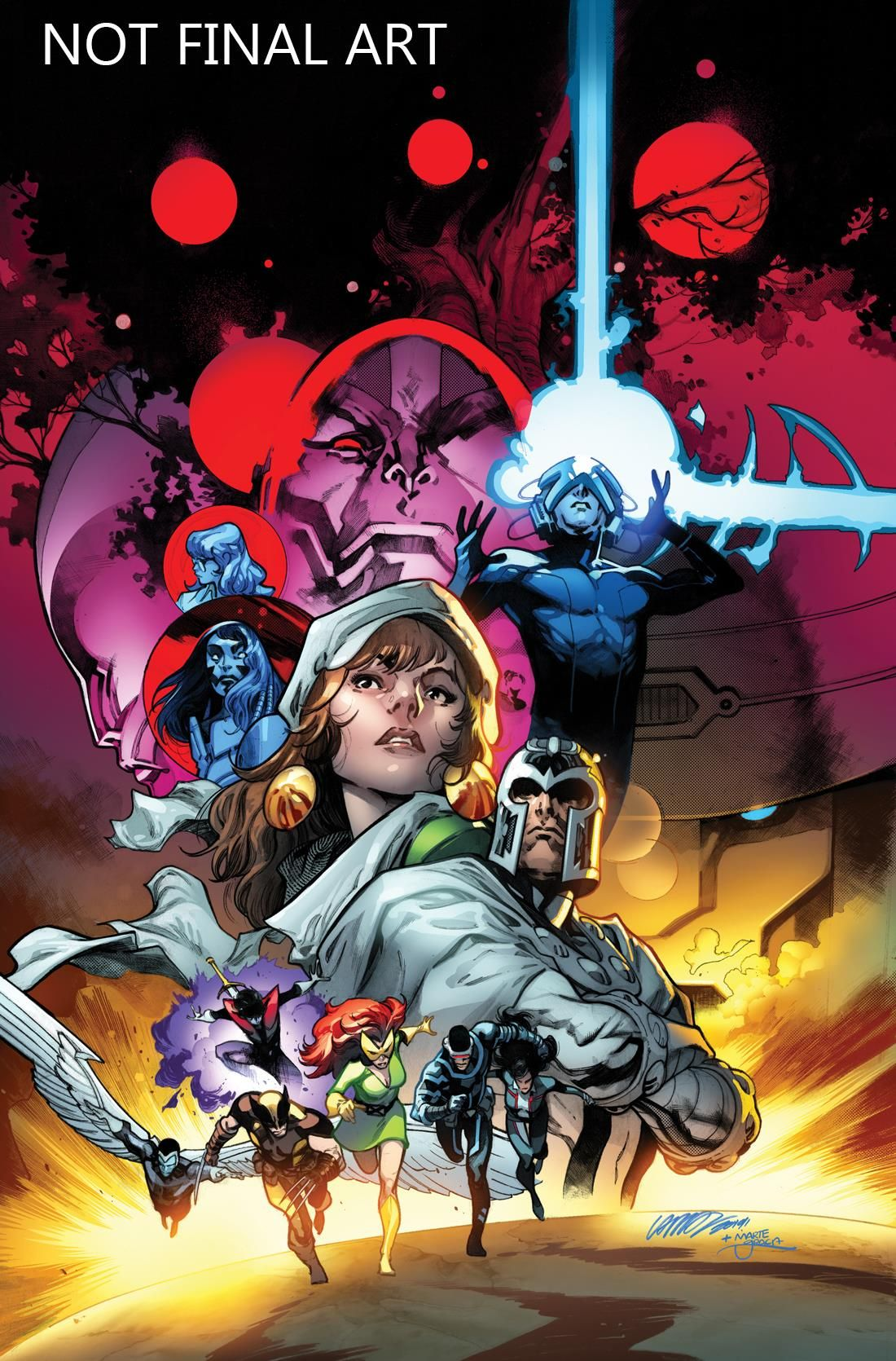 Face The Future And Fear The Future As Superstar Writer Jonathan Hickman Infinity New Avengers Fantastic Four Marvel Comics Art Marvel Comic Books Art