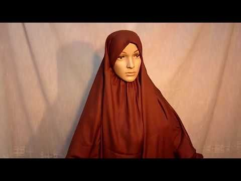 الحلقة 35 تفصيل وخياطة العبايات او الحجاب الشرعي Youtube Fashion Nun Dress Nuns