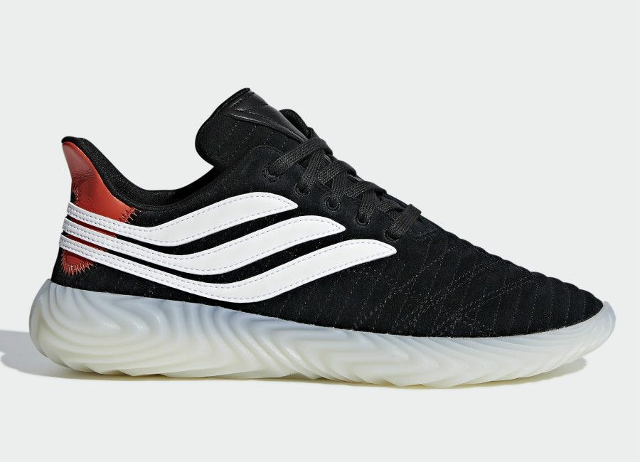 hot sale online 8d029 6ba91 Adidas Sobakov Shoes - Core Black  Off White  Raw Amber