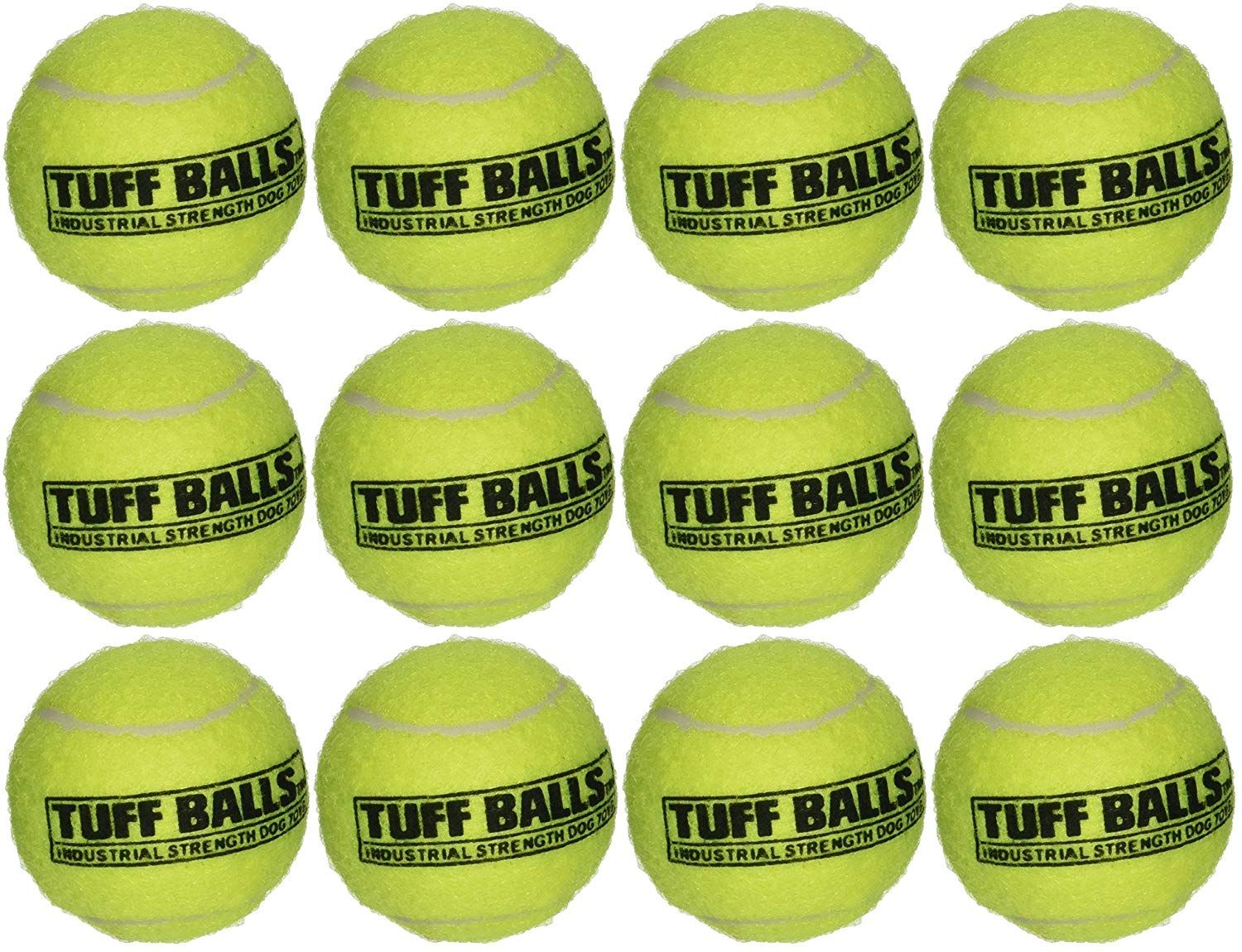 12 Tuff Balls Industrial Strength Dog Toys We Do Hope That You Love Our Picture This Is An Affiliate Link Dogballs Dog Toys Small Dog Toys