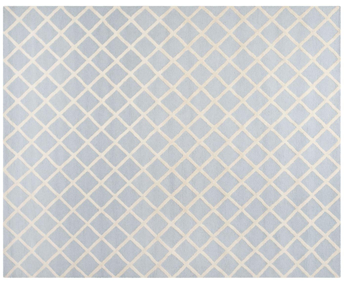 klassisch mit rautenmuster teppich noria ist jetzt schon ein evergreen f r alle die klassische. Black Bedroom Furniture Sets. Home Design Ideas