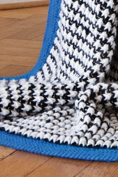 Decke - Initiative Handarbeit (mit Bildern) | Dreieckstuch ...