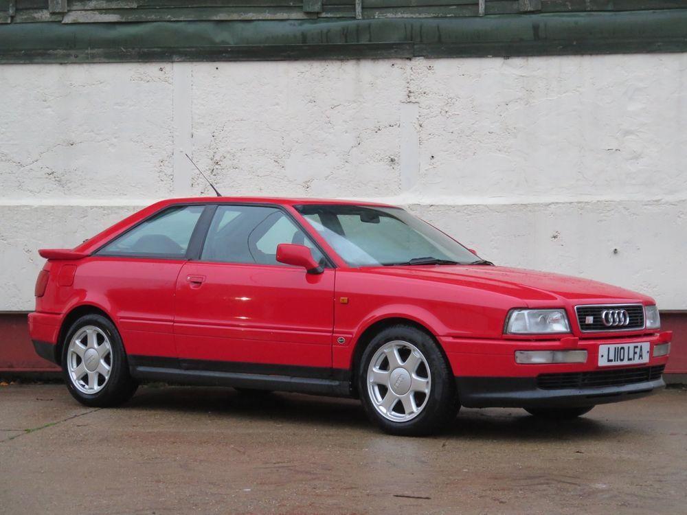 eBay: 1993 Audi 80 2.2 S2 Coupe 3dr Petrol Manual Quattro ...