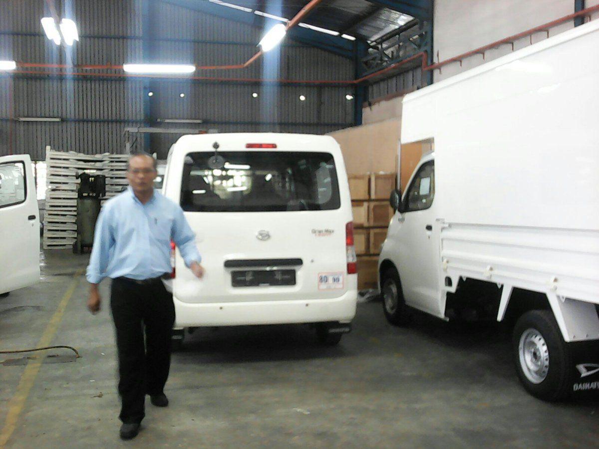 Panel Van Baru Vans