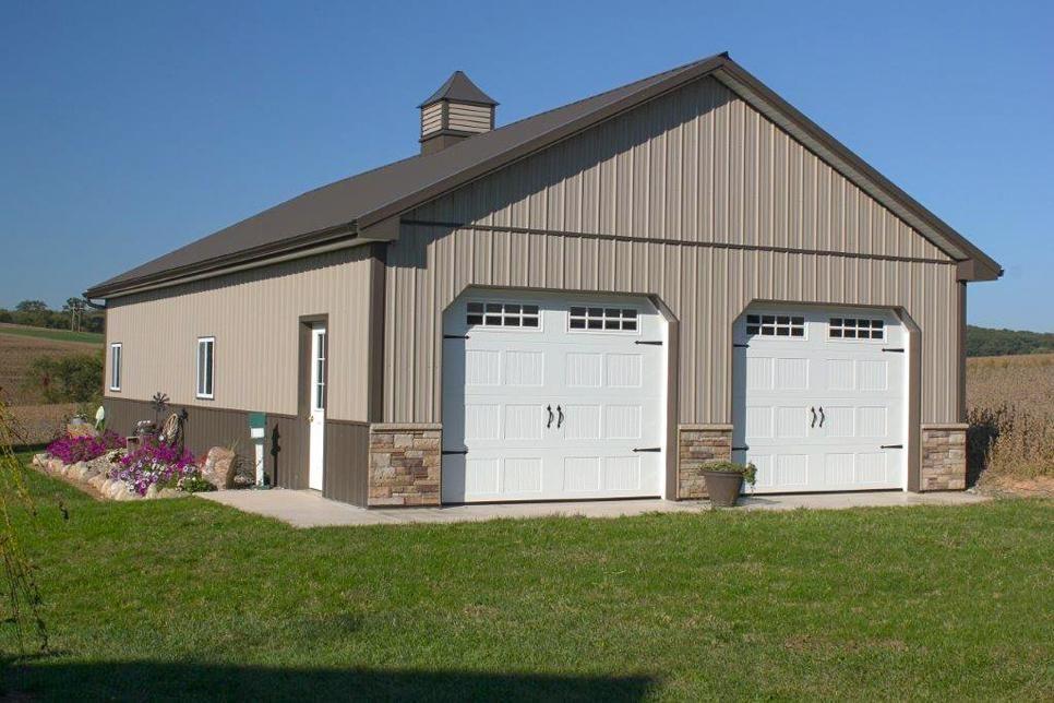 Residential Pole Buildings in Hegins, PA | Timberline Buildings #polebarns
