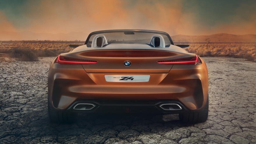 2019 BMW Z4 Efficiency Topsspeed Pinterest