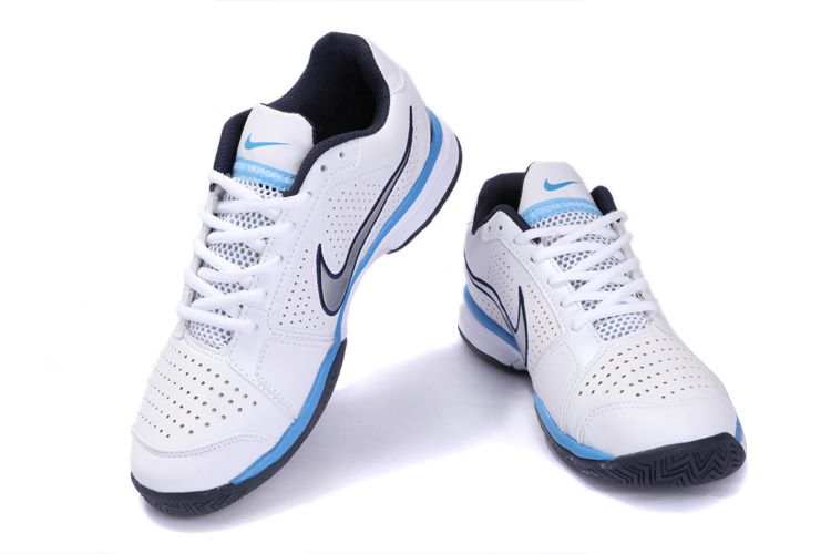 wholesale dealer b5a87 d3e15 zoom vapor 8 club roger federer Bue Cheap Nike tennis 431842 103 White Moon  for sale  62.59 Save  53% off
