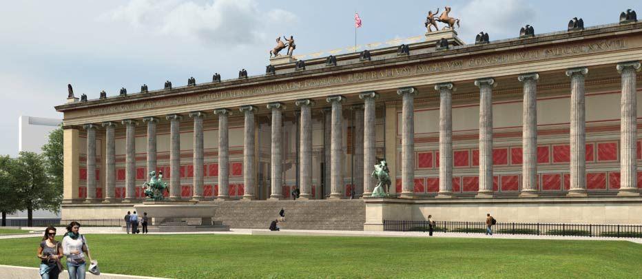 Altes Museums Museumsinsel Altes Museum Museum Insel Agyptisches Museum