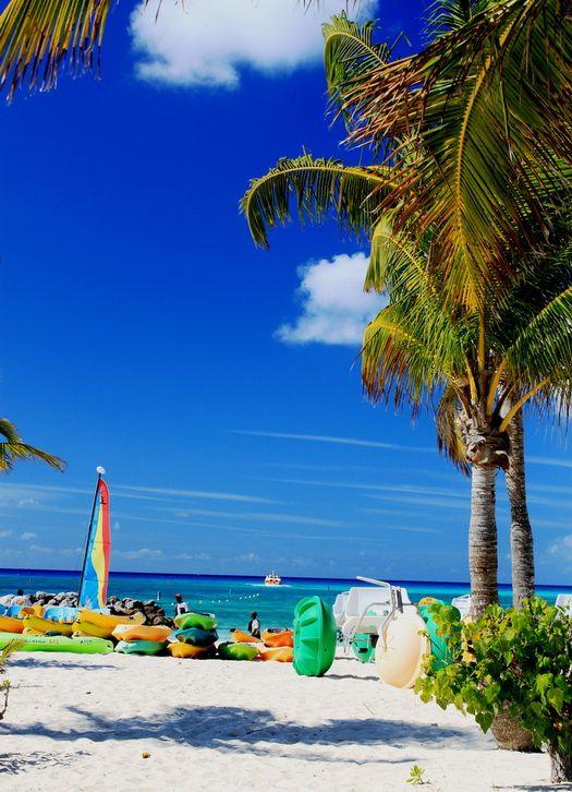 Eastern Carribean Cruise Ports