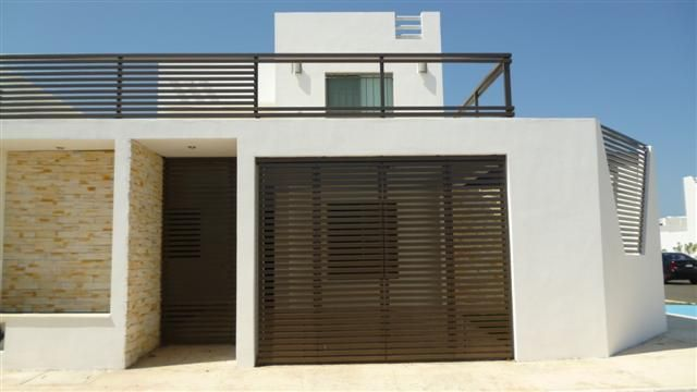 Fachadas de casas peque as buscar con google fachadas for Fachadas de casas modernas pequenas de infonavit
