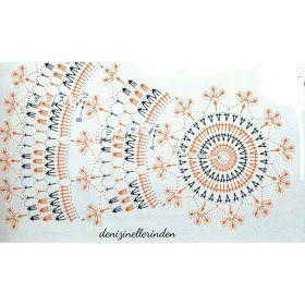 مفارش كروشية للطاولة كروشية للمطبخ درس كروشية طريقة مفرش كروشية مفارش دائرية للبيت Tapestry Crochet Doilies Decor