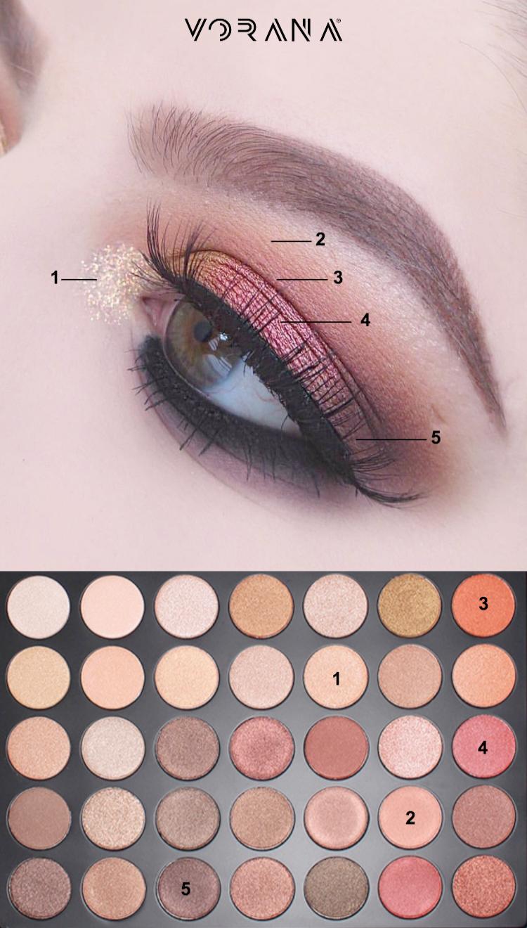 Cute Easy Eye Makeup Looks Eye Makeup Remover Target Eye Makeup In