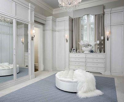 Amazing Elegant Closet