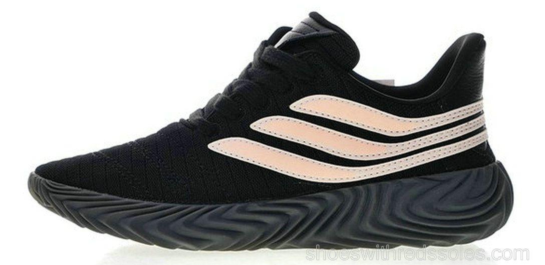 online store 48283 571bf ... nike lifestyle adidas sobakov black gum black pink bb7674