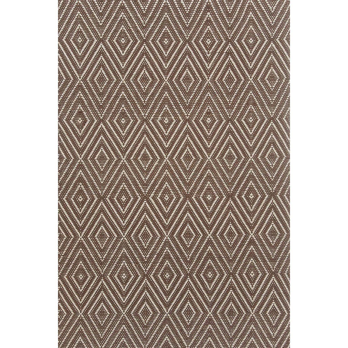 Diamond Charcoal Taupe Indoor Outdoor Rug