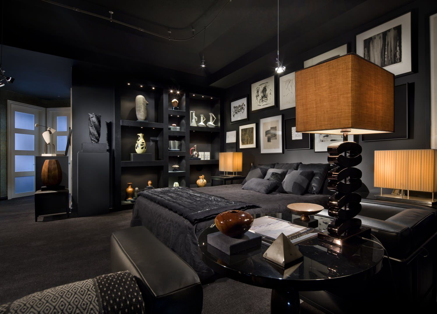 20 Amazing Bedroom for Men Related image