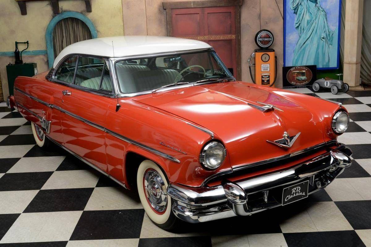 1954 Lincoln Capri Coupe Fordclassiccars Classic cars