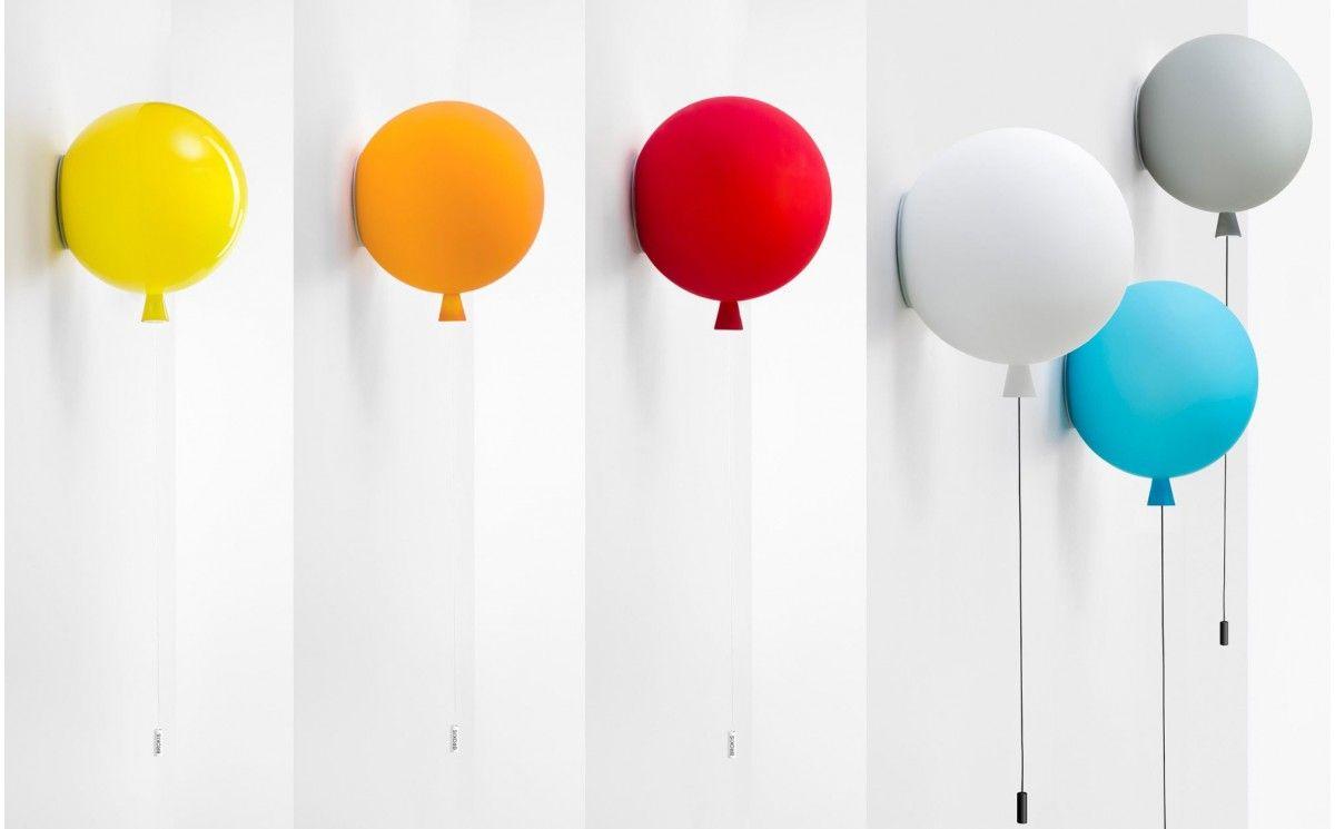 Lampe Murale Ballon Lampe Murale Parement Mural Et Eclairage Mural