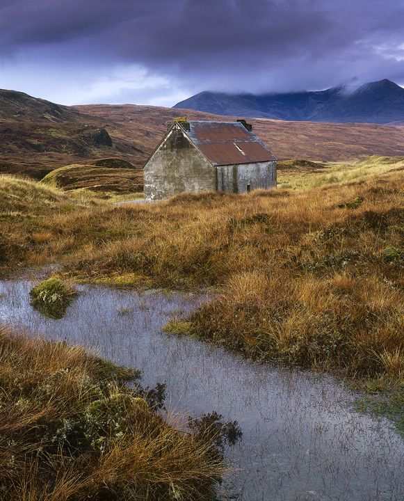braemore scotland | Ceciles House, Braemore Junction, Dundonnell, Scotland, house ...