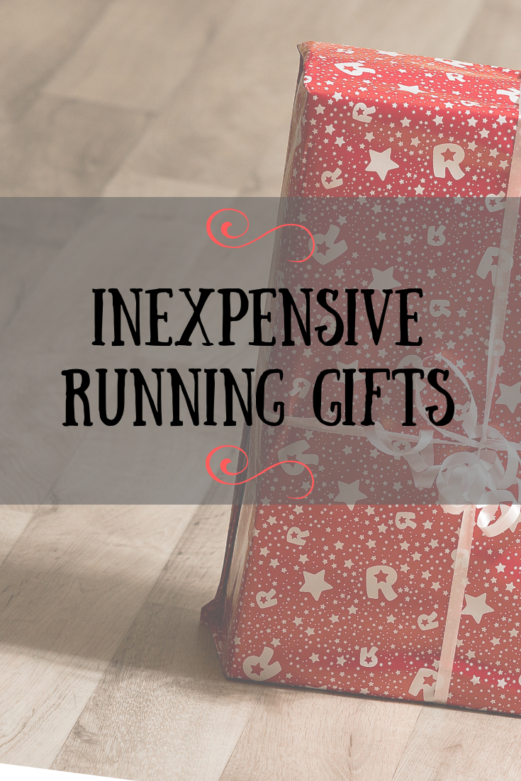 aa82a252ba8f6 You don't have to spend a lot of money to get your favorite runner a gift  they'll love. Check out this collection of inexpensive running gifts for  ideas.