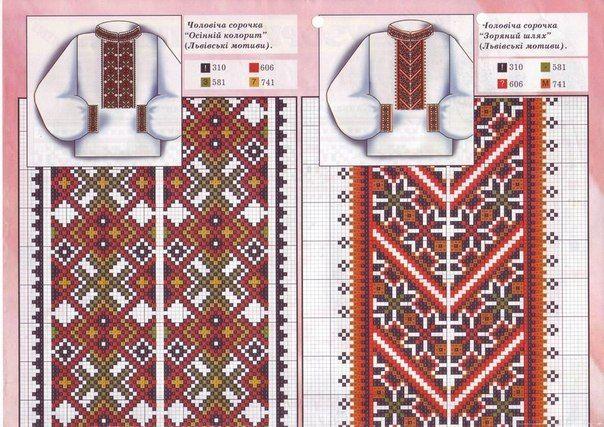Вишивка хрестиком (схеми)   ВКонтакте