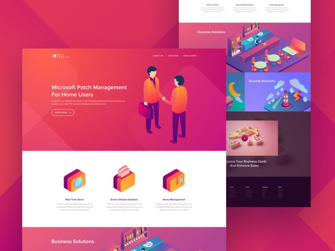 Creative Agency Website Concept By Ali Sayed Check Bio For Buying Websites And Dm Us For Ge Creative Agency Website Creative Agency Web Design Agency