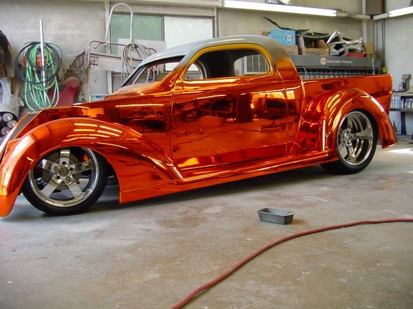 Candy Paint Jobs Cost On Cars