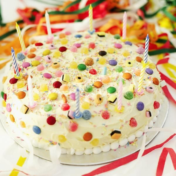 Easy cake recipes for birthday