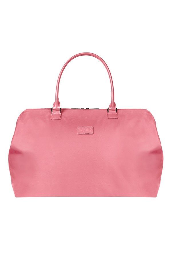 7eca86e577 Lipault Paris Lady Plume 46cm Cabin Carry On Weekend Bag FL Antique Pink  73902 - Duffle Bags (No Wheels) - Duffles