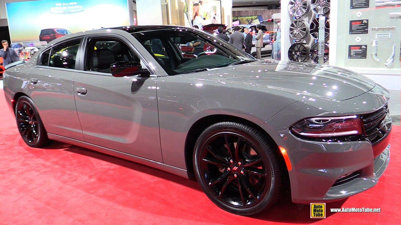 2017 Dodge Charger Exterior And Interior Walkaround 2016 La
