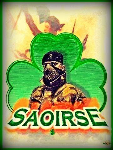 SAOIRSE | Fighting Irish | Southern ireland, Irish independence ...