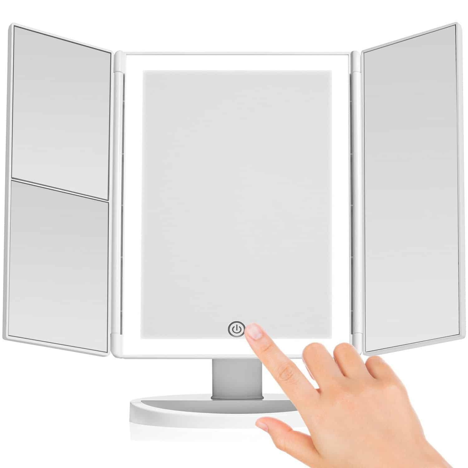 Top 10 Best Lighted Makeup Mirrors In 2020 Makeup Mirror With Lights Makeup Mirror Lighted Magnifying Makeup Mirror