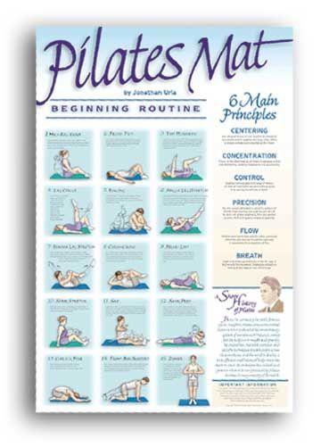 Beginner Pilates Mat Workout