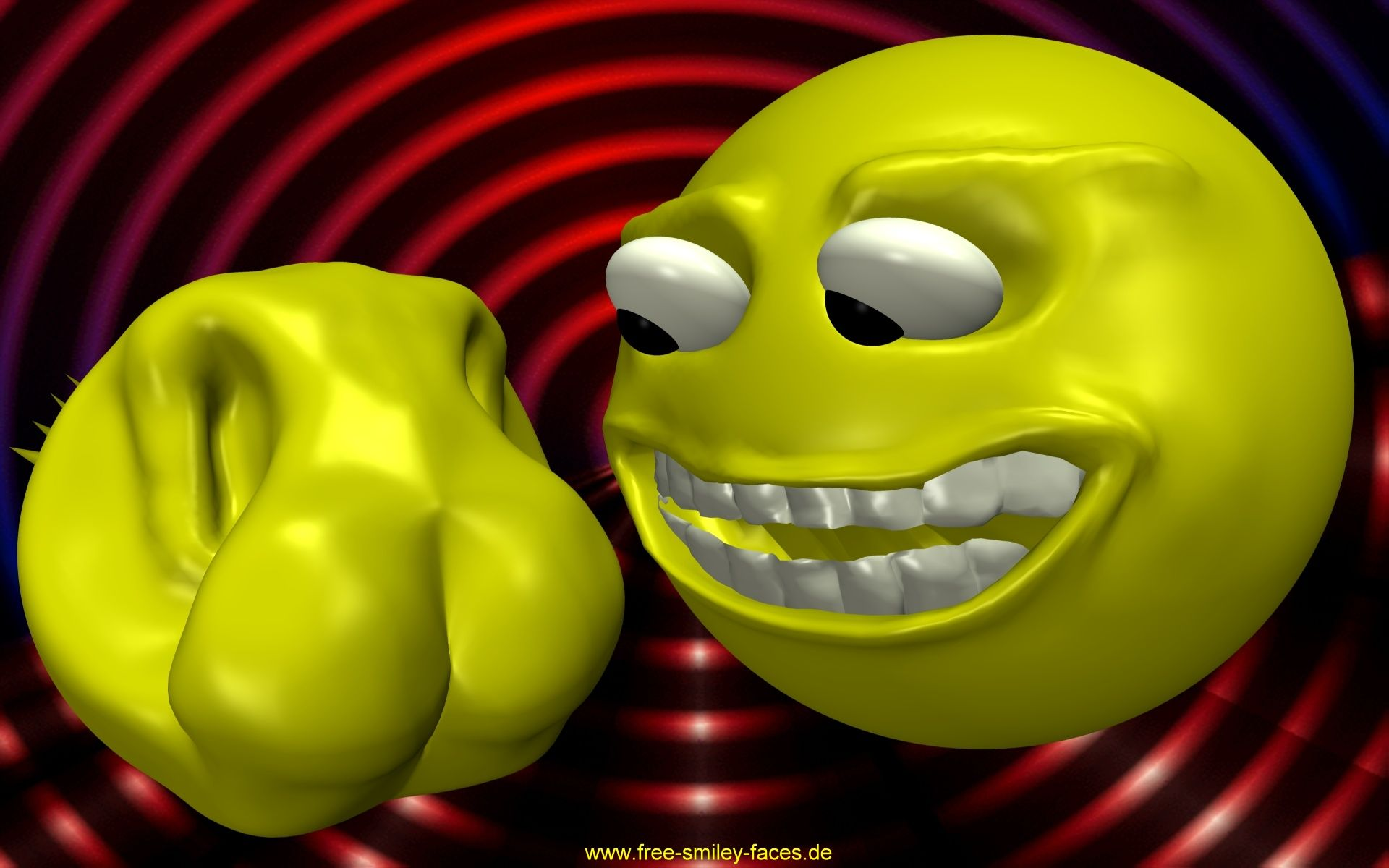 Photo Collection Download Wallpaper 3D Emoticons