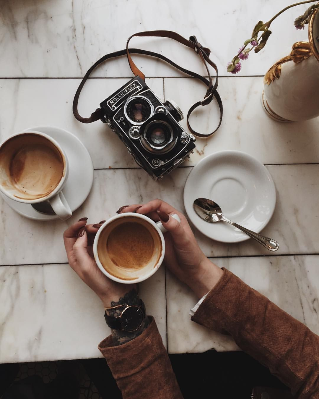 Pin Ghmakes Aesthetic Coffee Coffee Addict Coffee Photography