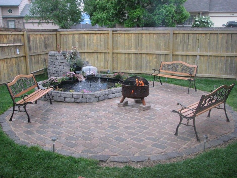 Superior Fire Pit Ideas For Small Backyard Image Of Outdoor Fire Pit Designs Style  Excellent Outdoor Fire