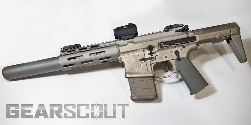 On the range with Sig Sauer's MCX 'Black Mamba' | Firearms