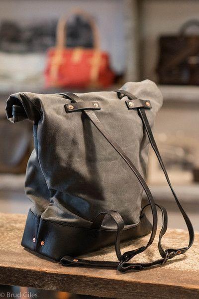 66e33f37b Orox Leather Co | Backpack Tote | Portland, OR | i look cute. | Tote ...