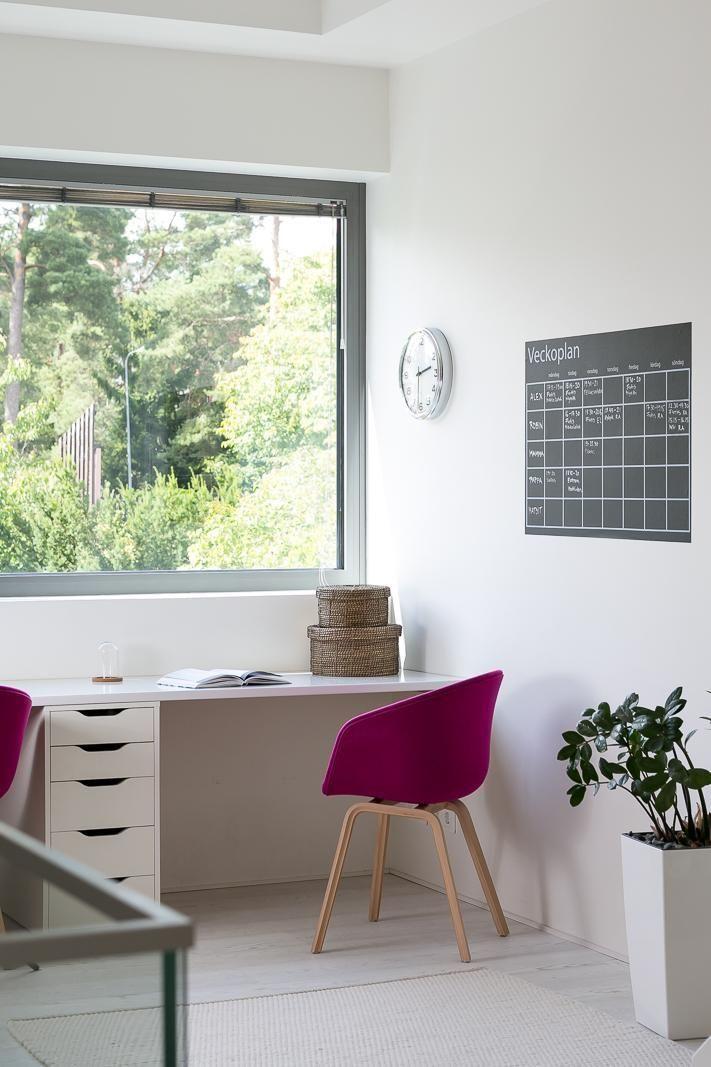 Home Office in Espoo, Finland. - Bo LKV