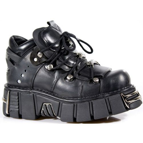 New Rock 106-S1 Tower Shoes
