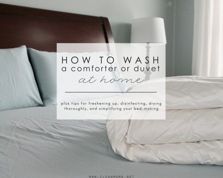 How To Wash A Comforter Or Duvet At Home How To Make Bed Washing Down Comforter Mattress Cleaning