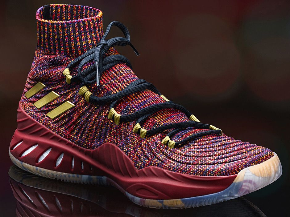 more photos 68053 022e5 The all-new adidas Crazy Explosive for 2017 is here, launching today at  adidas.com and retailers everywhere. In celebration, adidas threw a special  event in ...