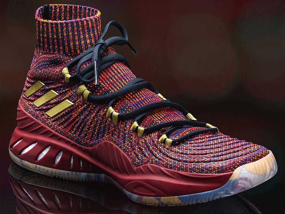 adidas Crazy Explosive 17 Las Vegas CQ0397 | Botas zapatos