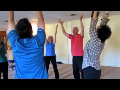 Laughter Yoga Leader Training Robert Rivest Laughter Yoga Laughter Yoga