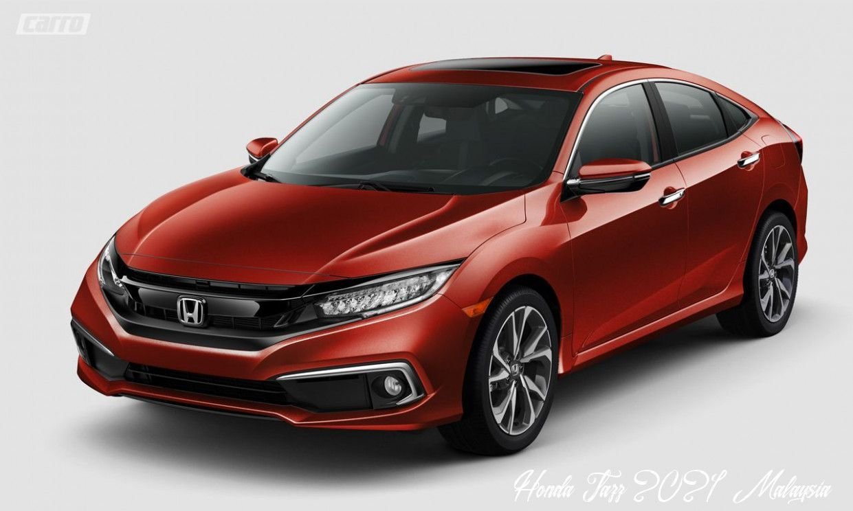 Concept and Review Honda Jazz 2021 Malaysia