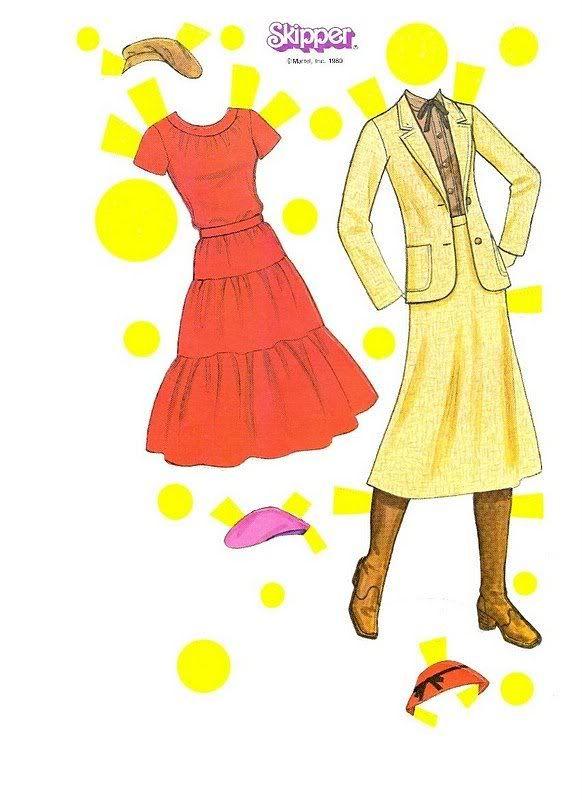 Skipper's Clothes