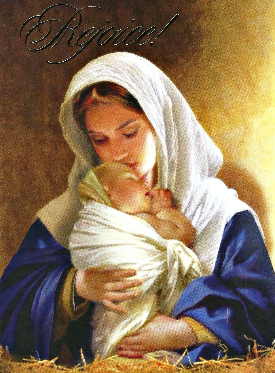 Saint Juan Diego und Jungfrau Guadalupe
