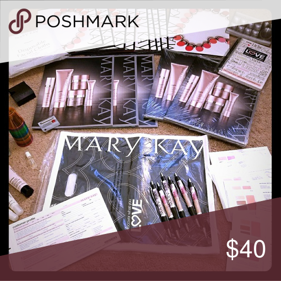 Mary Kay Sample And Starter Kit Supplies Mary kay