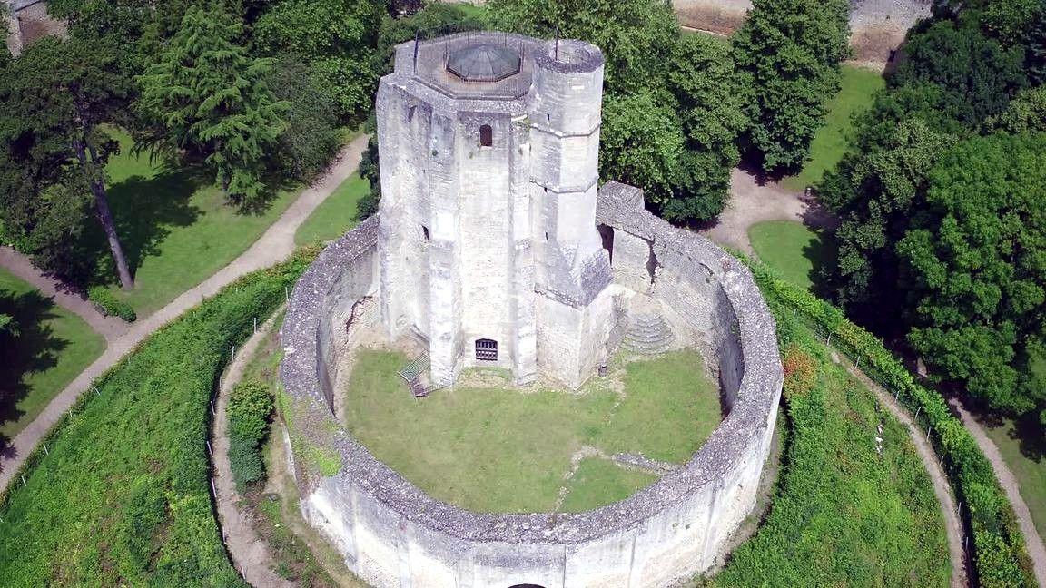 Resultado de imagen para Château de Gisors